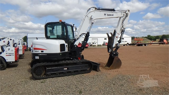 Used Construction Equipment For Sale By Bobcat of Miles City
